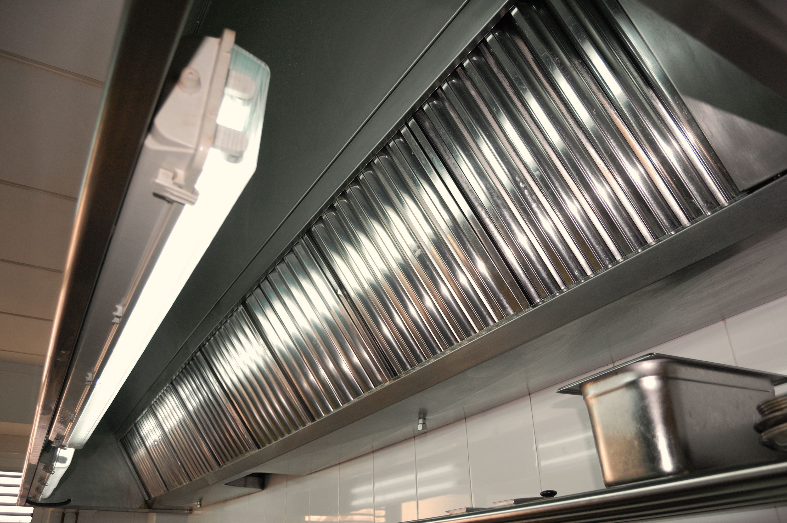 Commercial Kitchen Range Hoods The Importance of Tempered