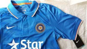 942da957612b India ODI Cricket Shirt Nike Men Blue ODI SS Stadium Jersey T-shirt - 2015