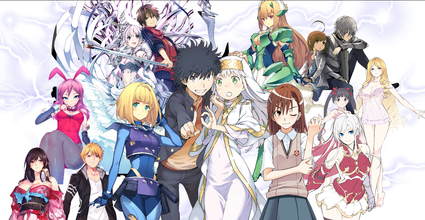 Are We Finally Getting A Certain Magical Index Season 3 Creator Kazuma Kamachi To Have Big Project In 2017 Http Ulquiorra And Orihime Beyblade Burst Anime