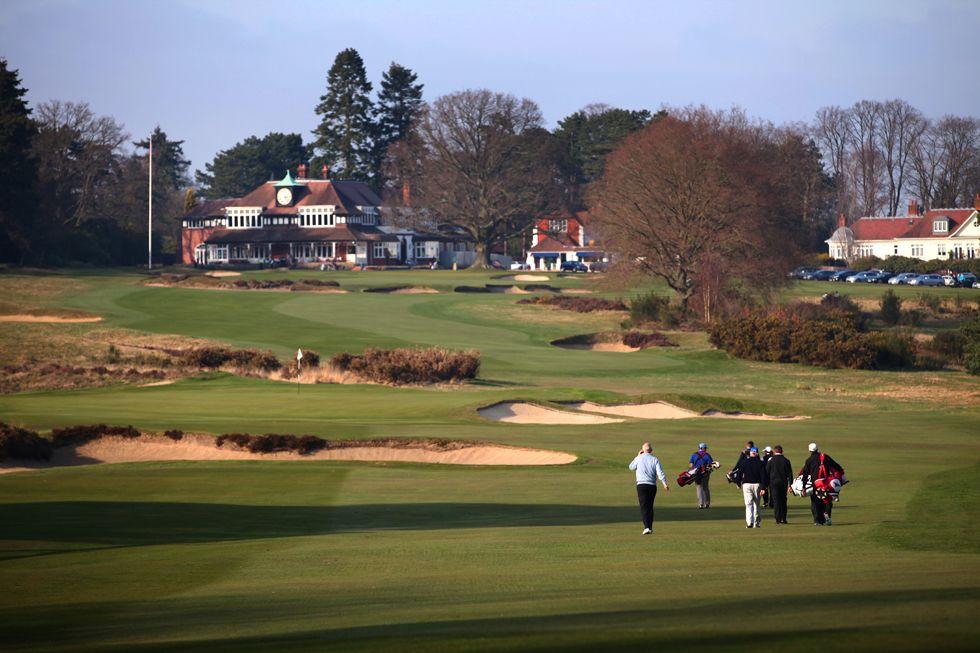 12+ Breadsall priory golf club information