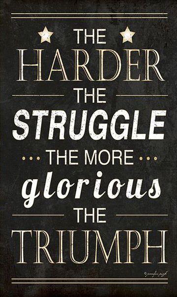 Karens Art Frame Harder The Struggle Framed Wall