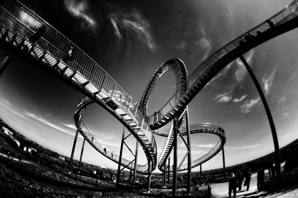16 of The Worlds Most Terrifying Roller Coasters for Adrenaline Addicts. The key to conquering fear is not to hide it away in a dark corner, where its just going to grow stronger. We must learn that fear is a part of life, a great motivator, and a facet of existence were never going to escape. Thats why we should jump right into fear, scare the hell out of ourselves, and get it over with. When youre ready to do that, weve found the 16 most terrifying roller coasters to work out all your…