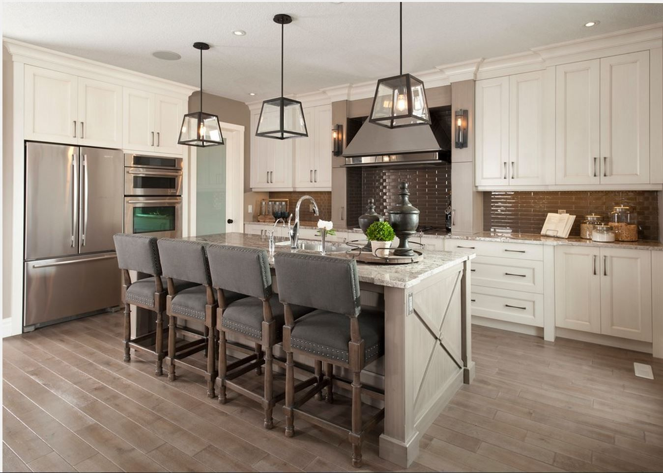 Beautiful Traditional Kitchen Designs Beautiful Traditional Kitchen With Hardware From Berenson's Aspire