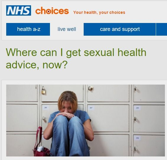 Sexual Health Help Line