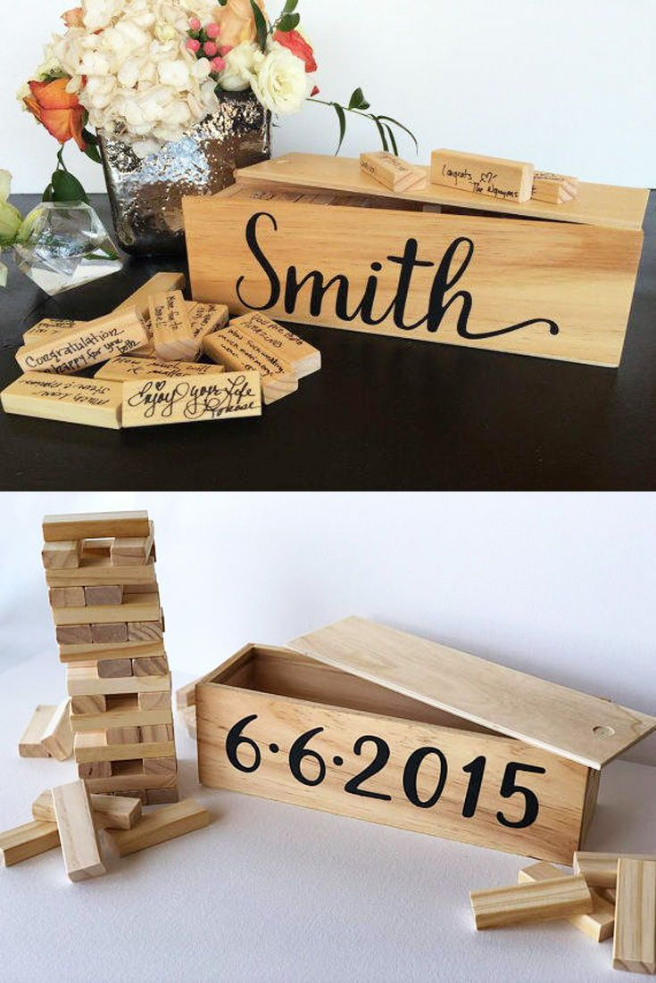 Wedding Guest Book Alternatives Wedding Guest Book Ideas Non Traditional Wed Traditional Wedding Guest Book Diy Wedding Guest Book Jenga Wedding Guest Book