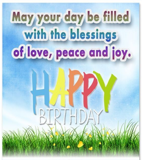 Best Religious Birthday Images Happy Birthday Cards – Birthday Cards Religious