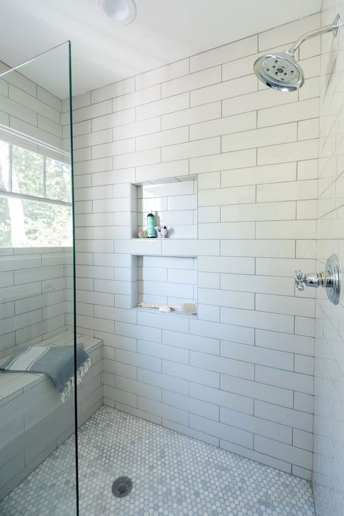 30+ Luxurious Tile Shower Design Ideas For Your Bathroom
