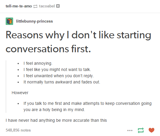 Funny things to say to keep a conversation going