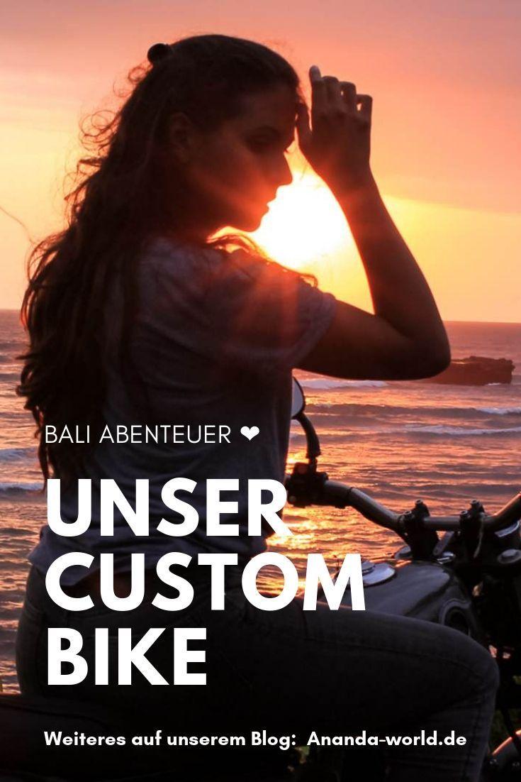 Unser Custom Bike Bali Erfahrung Abenteuer in Canggu