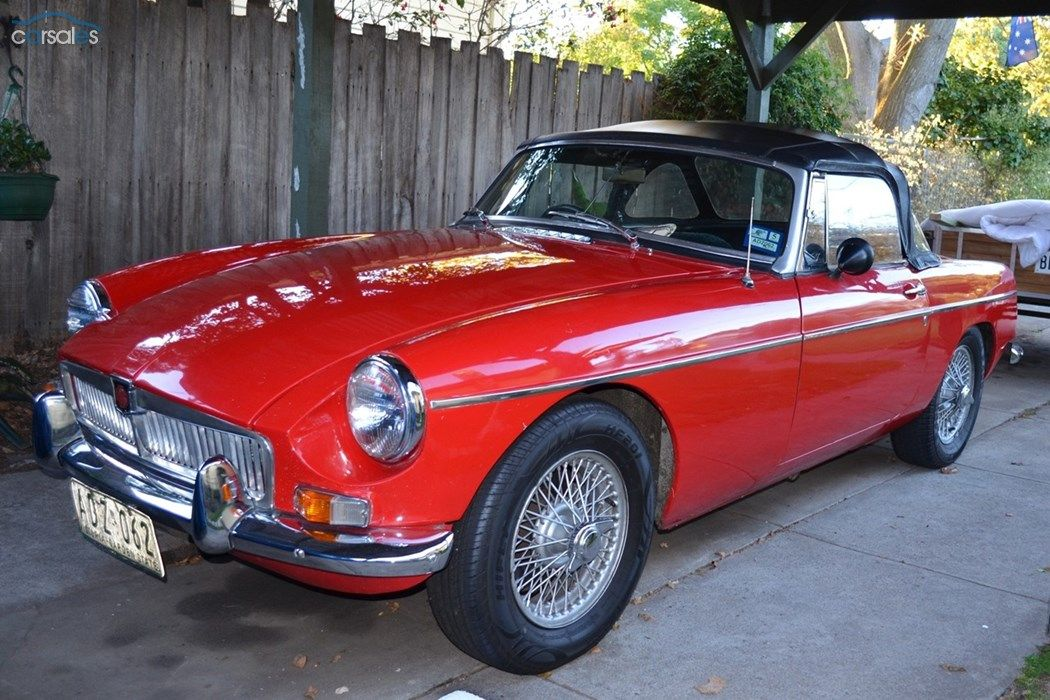 1964 M.G. B Mk 1. AUS Price Estimate 15k Used cars