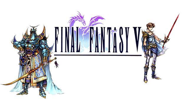 Resultado de imagem para final fantasy v