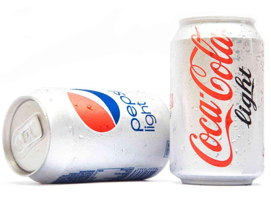 diet soda lowering blood sugar