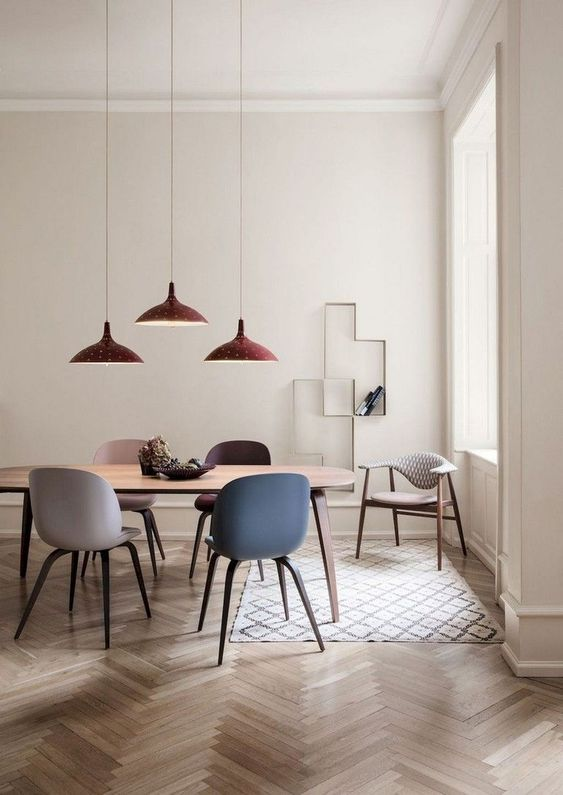 Simply Gorgeous Scandinavian Dining Room Ideas To Steal Decortrendy In 2020 Scandinavian Dining Room Modern Farmhouse Dining Room Decor Modern Farmhouse Dining Room