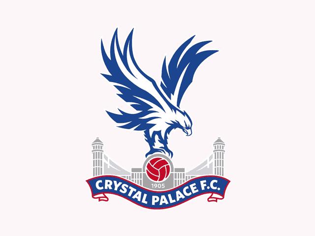 Crystal Palace Logo The Eagles Eagles Inggris