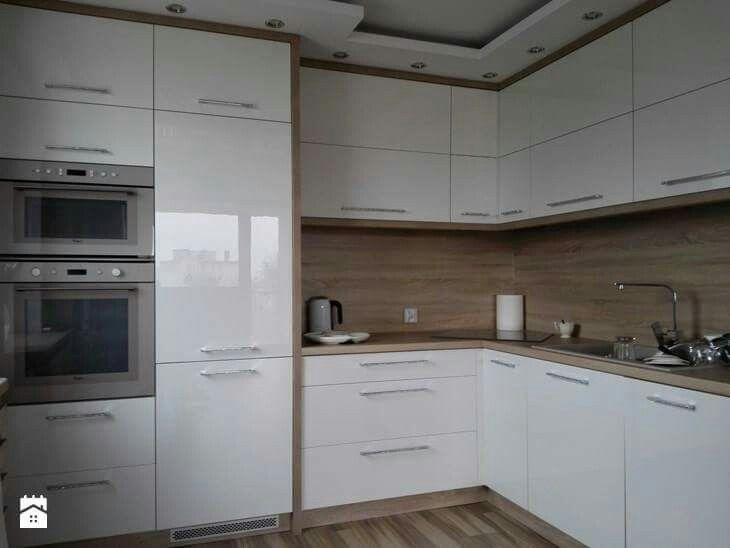 Pin de Beata en Mieszkanie Pinterest Cocinas, Para el hogar y - remodelacion de cocinas