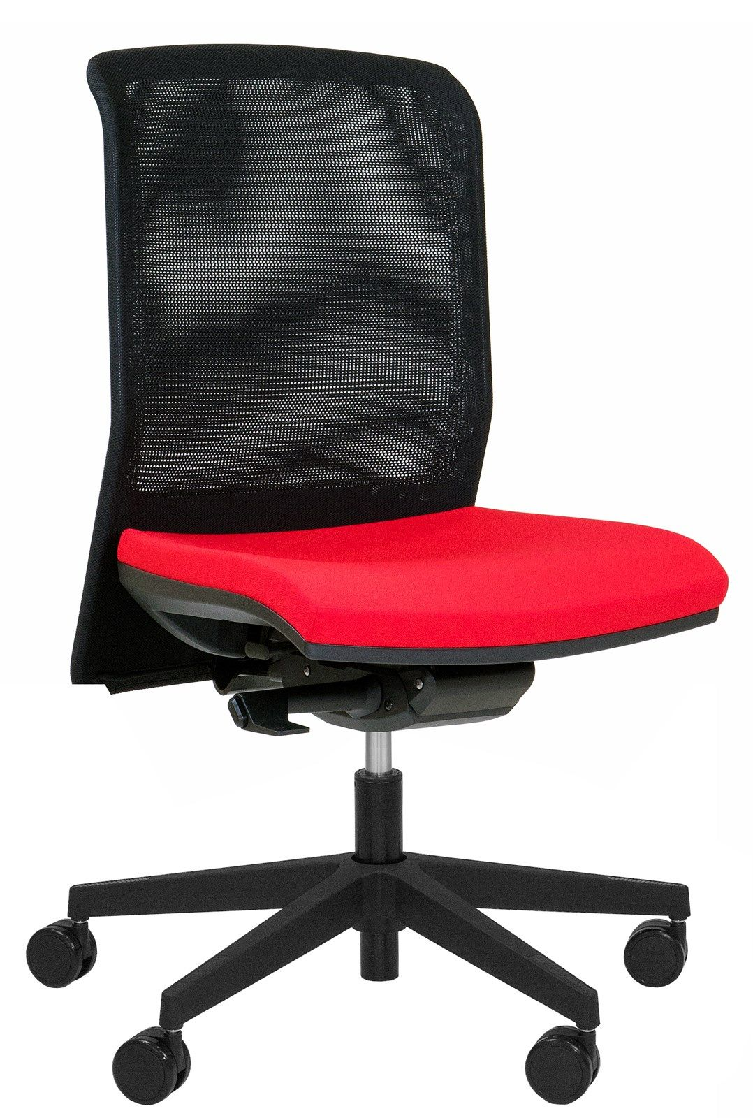 Merge Task Chair (Black Base) without support arms from