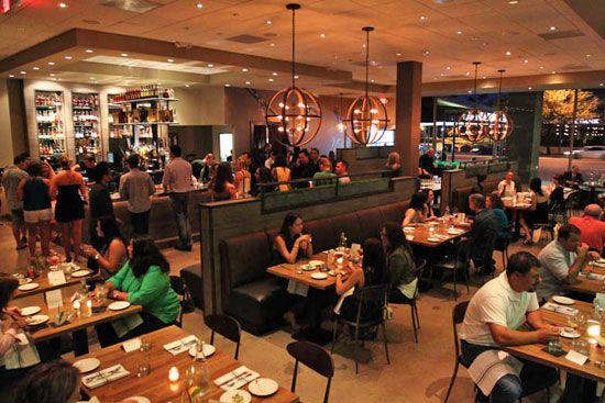 The gladly restaurant interior design by beth katz