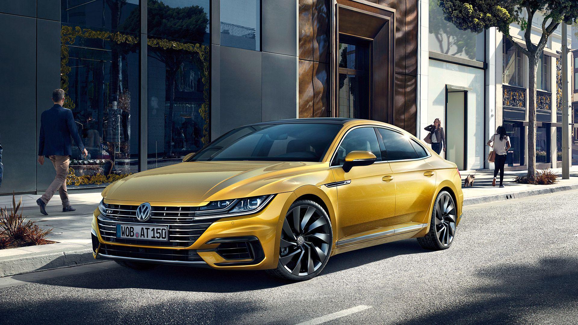 2018 Volkswagen Arteon R Line Volkswagen Volkswagen Passat Passat Cc