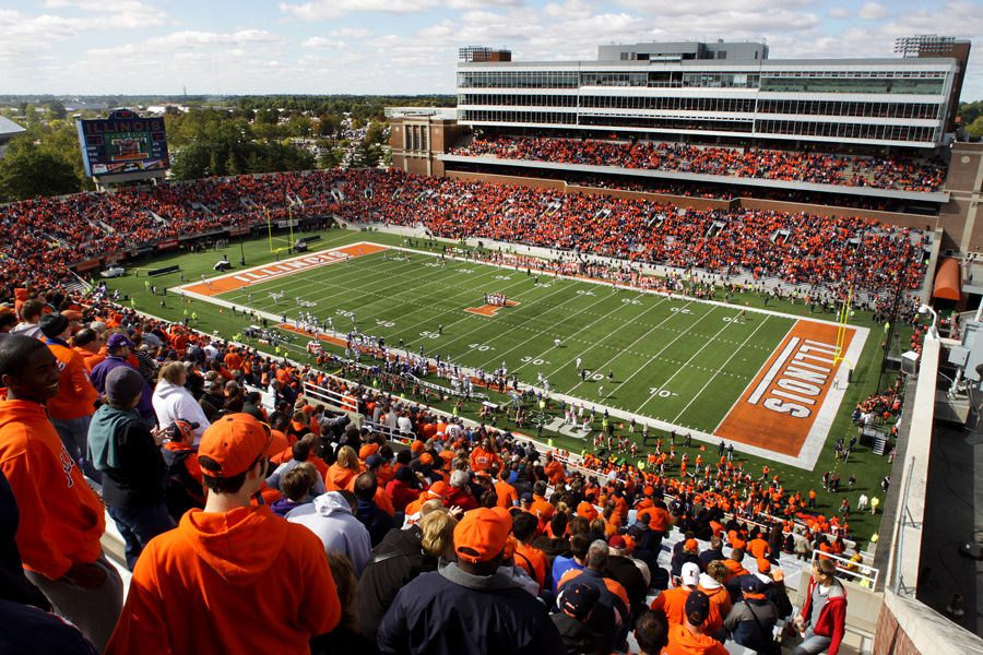 University of Illinois football | Da Bears! | Pinterest