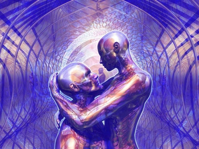 Why the male twin flame runs away? it is the masculine energy-try not to lose himself...twin flame separation phase happen 4