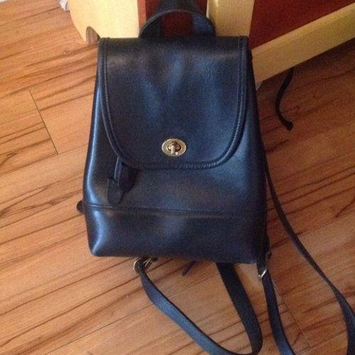 Coach Backpack  - $62~~NICE~