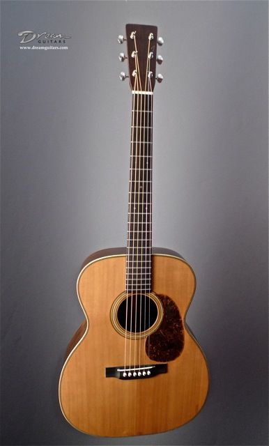 This Is One Of The All Time Rarest Vintage Martins A Prewar 1932 Martin Om 28 Martin Guitar Guitar Martin Acoustic Guitar