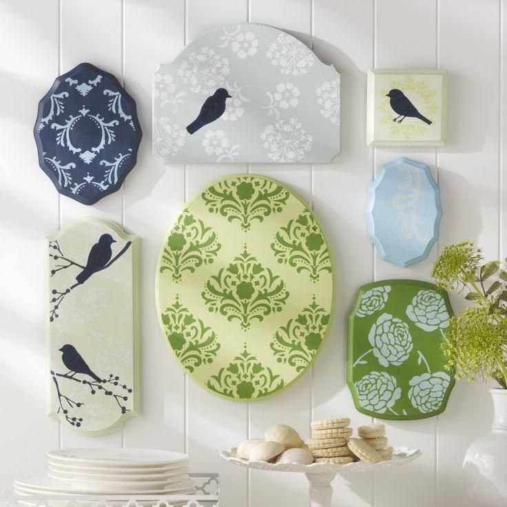 Martha Stewart Crafts® Laser-Cut Stencils, Flourish | Pinterest ...