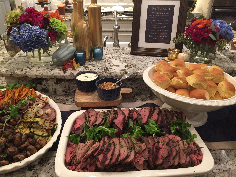 Grilled Rosemary Beef Tenderloin | Recipe | Beef ...