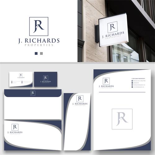 J  Richards Properties - Modern estate agent needs a modern sleek
