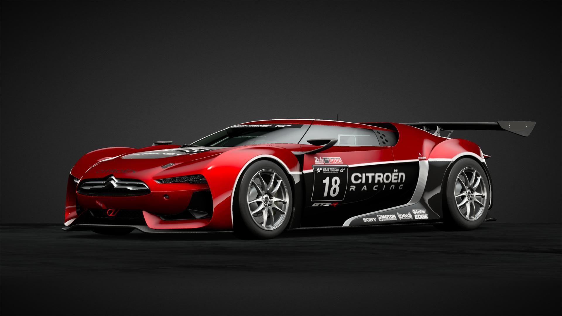Citroen group 4 LeMans ver. 1.3 Car Livery by