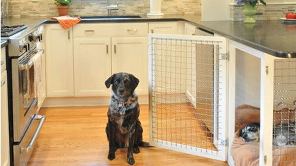10 indoor dog houses that we think are pawsitively genius for our rh pinterest at