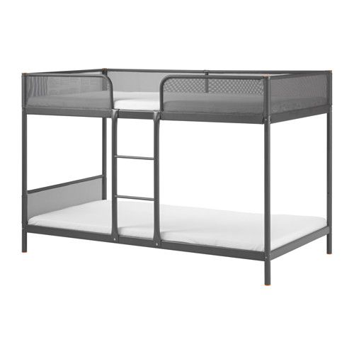 Ikea S New Tuffing Bunk Bed Which Is Close In Height 5 Higher To The Por Kura Loft And Accommodates Two Beds