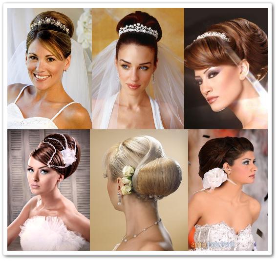 причёски на свадьбу пошаговое фото