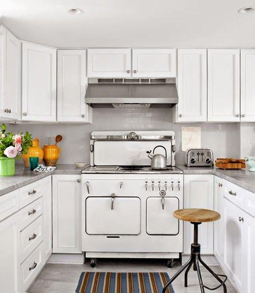 17 kreative vorher nachher Küchenumbauten Simple kitchen