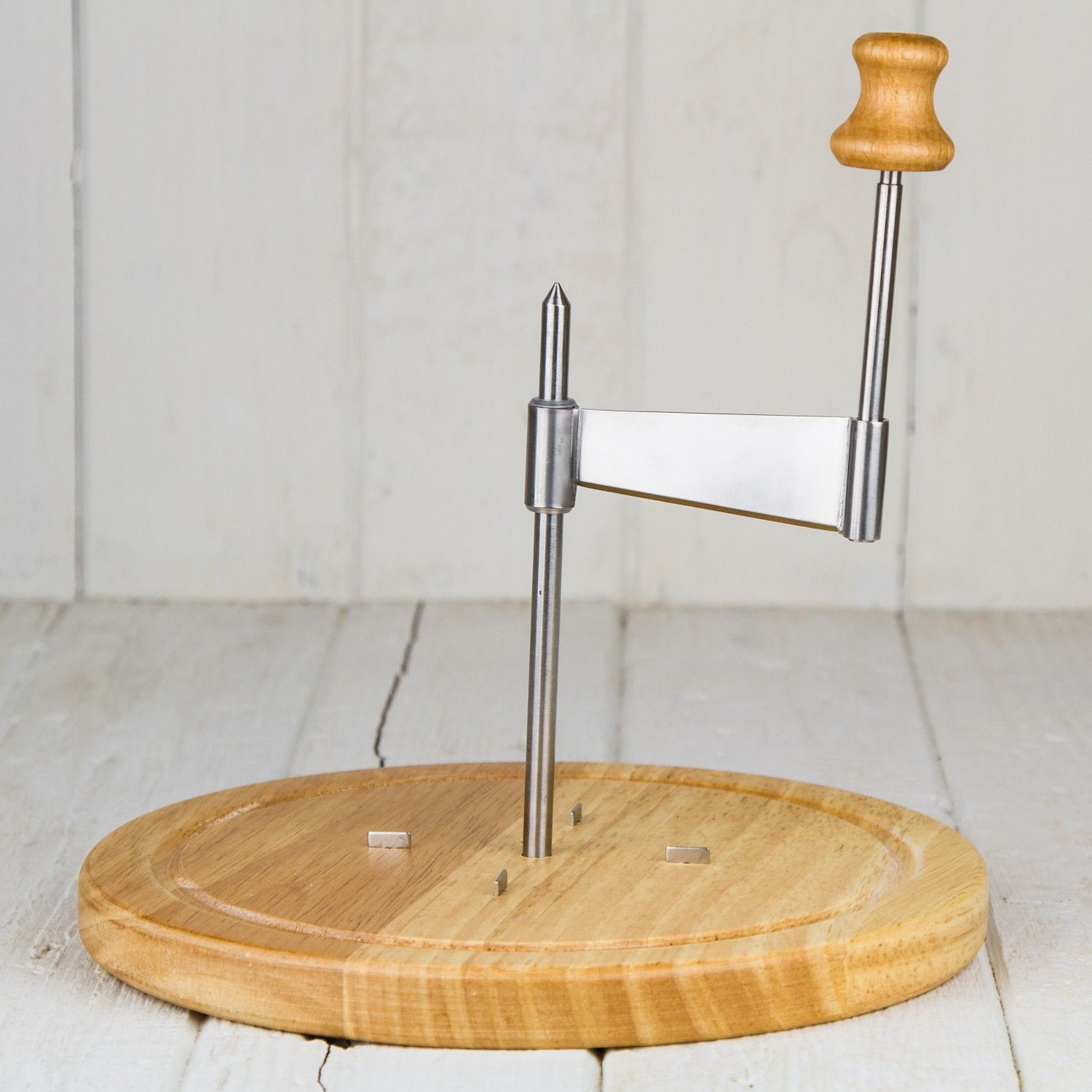 CIRCULAR WOOD CHEESE SLICER | cheese tools | Pinterest | Cheese ...
