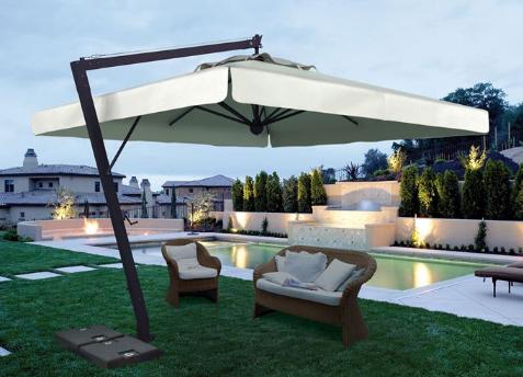 Ombrellone da giardino | terrazzo | Pinterest