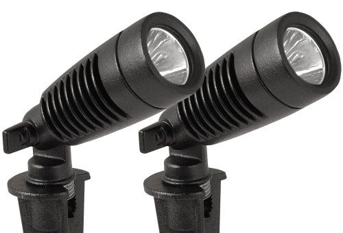 Moonrays 95557 led outdoor landscape metal spot light fixture 2 moonrays 95557 led outdoor landscape metal spot light fixture low voltage black by moonrays aloadofball Image collections