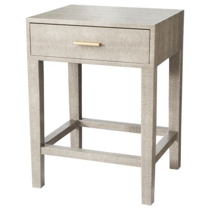 want it snakeskin side table bedroom contemporary side tables rh pinterest com