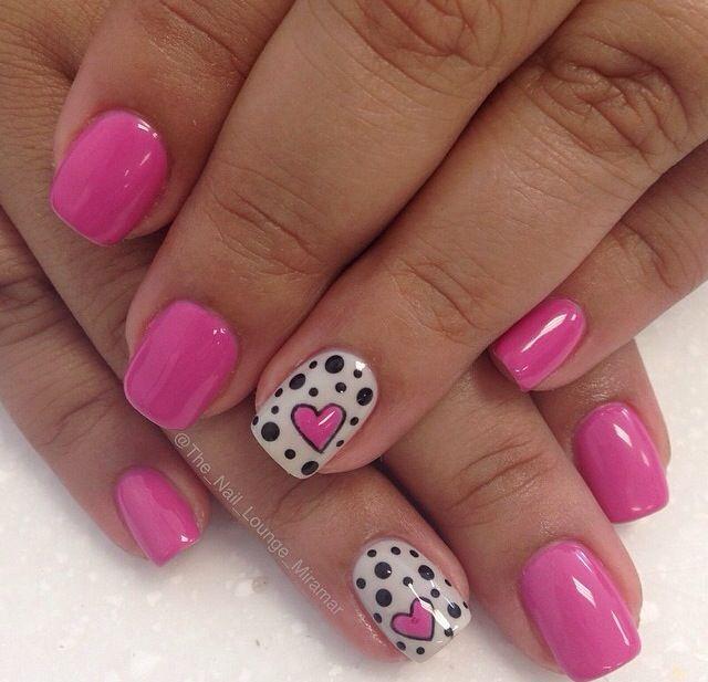 The Nail Lounge, Miramar, Fl | Nail Styles | Pinterest | Manicure ...