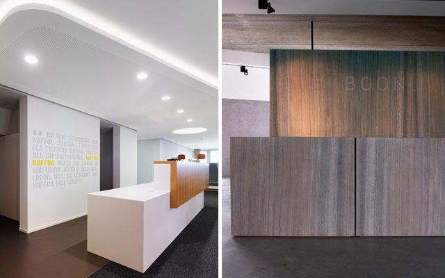 Diseno oficinas mostradores recepcion 14 nuevo sf pinterest oficinas oficinas de dise o y - Disenos de mostradores ...