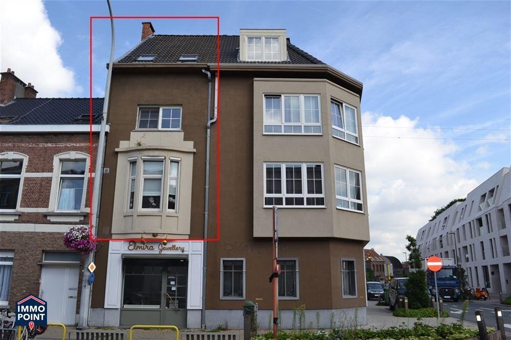 INSTAPKLAAR TRIPLEX APPARTEMENT IN CENTRUM WIJNEGEM Bew. Opp. 158m²: living 28 m², kkn, 5 slpks, badk, terrassen 13m² en 17 m². Ref. AP3794 - EPC: 123 kWh/m² UC: 1983495