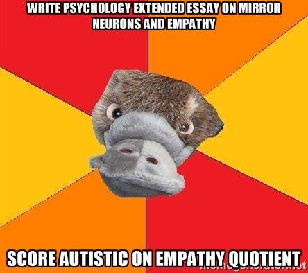 psychology extended essay