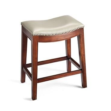 Julien Leather counter Stool - nice quality for the price! You need 24  COUNTER  sc 1 st  Pinterest & Julien Bar u0026 Counter Stool | Leather bar stools Bar stool and Stools islam-shia.org