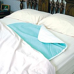 3-Ply Super Absorbent Quilted Underpad  Super Absorbent Ultra-Soft Bed Pads Assures Dry Comfort!