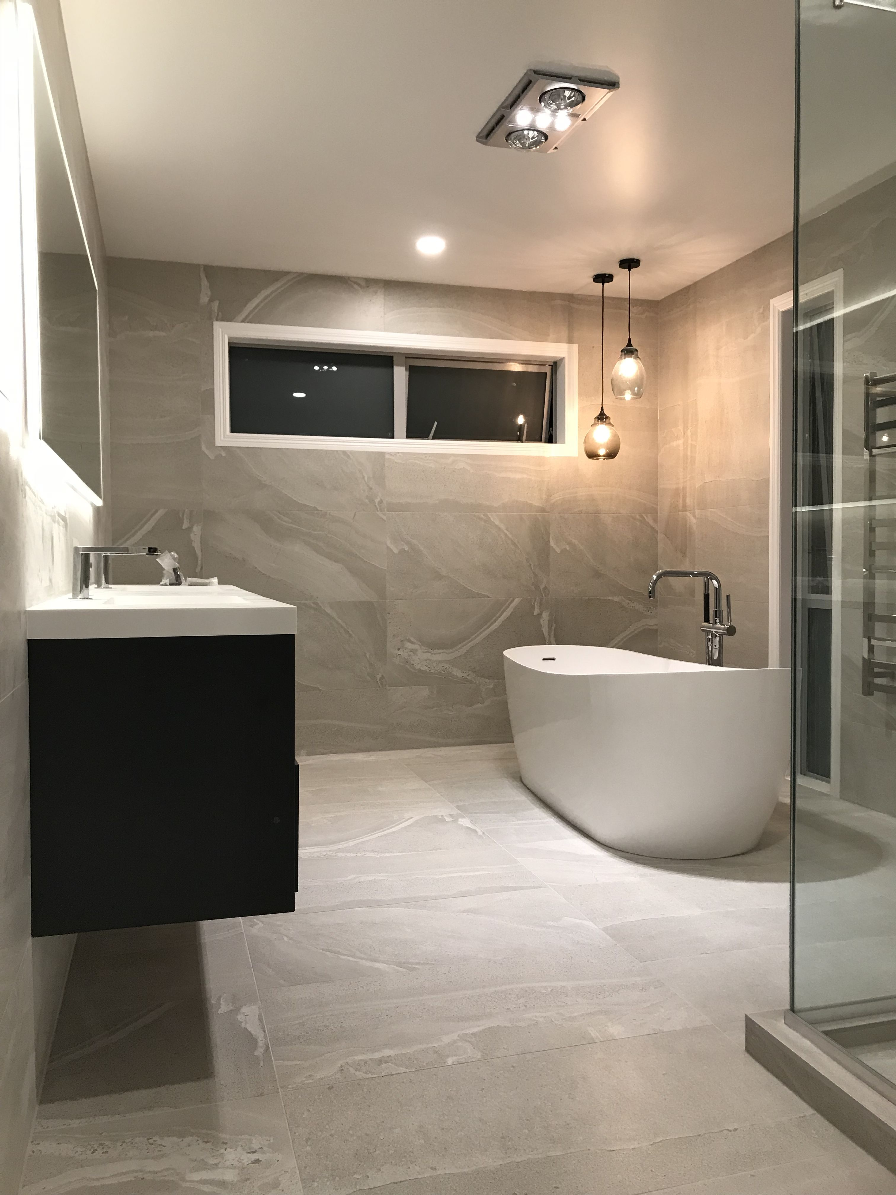 simple bathroom with earthy atmosphere for the home in 2018 rh pinterest com