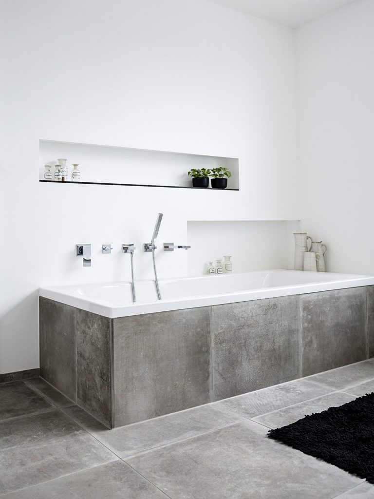 Stein Auf Stein Der Neue Wellnesstempel Badezimmer Badezimmer Innenausstattung Moderne Toilette