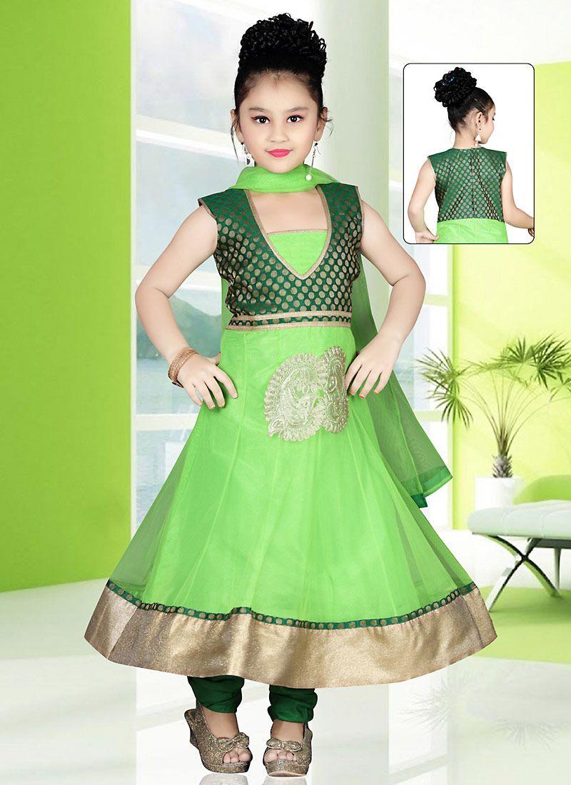ANARKALI FROCK FOR BABY GIRL EUROPEAN SIZES INDIAN PAKISTANI KAMEEZ PEACH DRESS