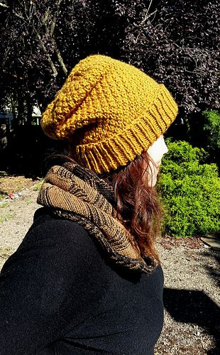 Rock Cap: Free new hat pattern, available on ravelry
