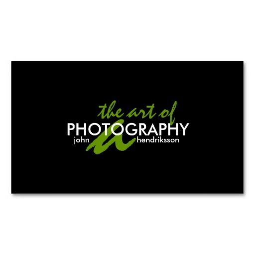 Photographer profile card with qr barcode business cards qr photographer profile card with qr barcode business cards colourmoves