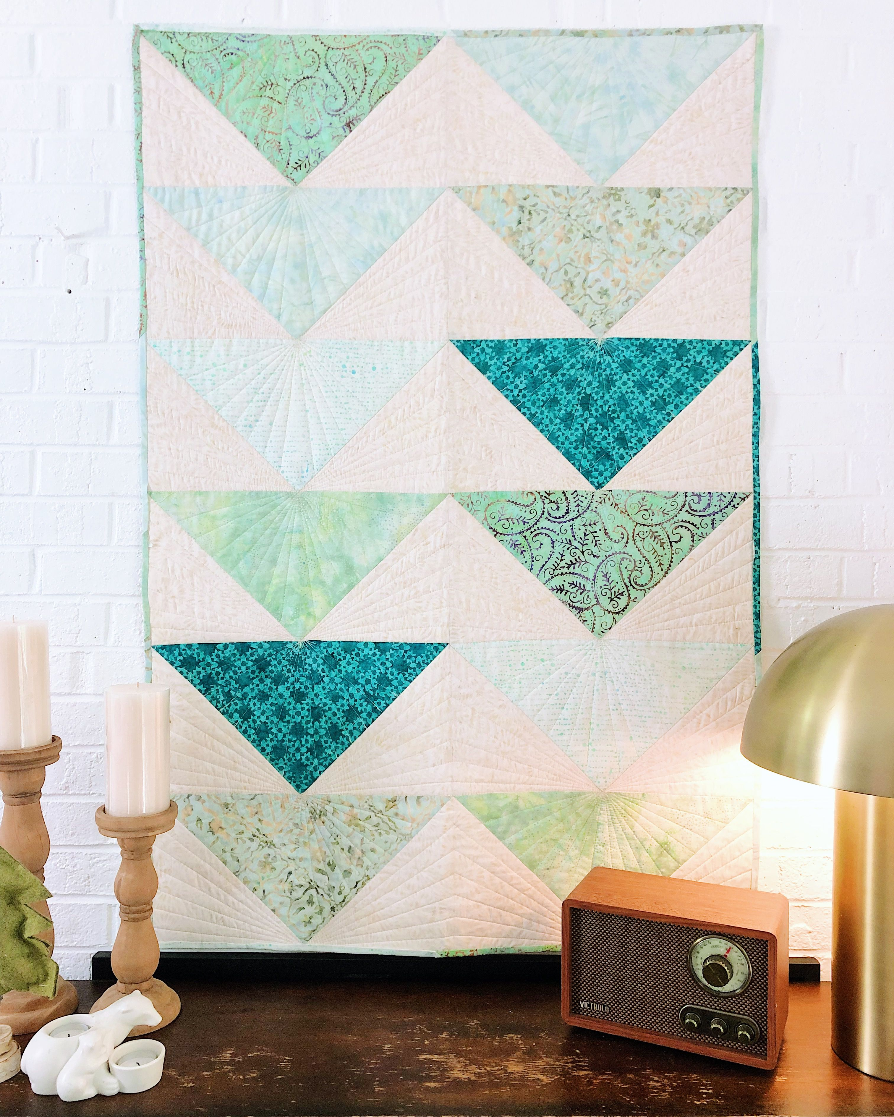 Top Tips For Sewing With Batiks!
